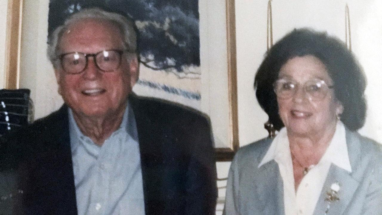 Charles and Sara Rippey were unable to leave their Napa, Calif., home, and died when the Tubbs fire swept through. Their bodies were found Monday, Oct. 9, 2017.