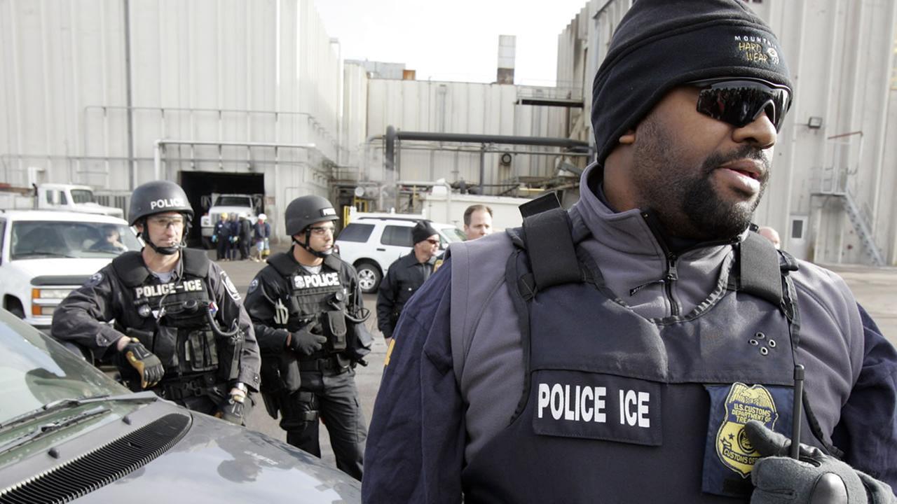 ICE suspends non-criminal raids near North Bay wildfire zone