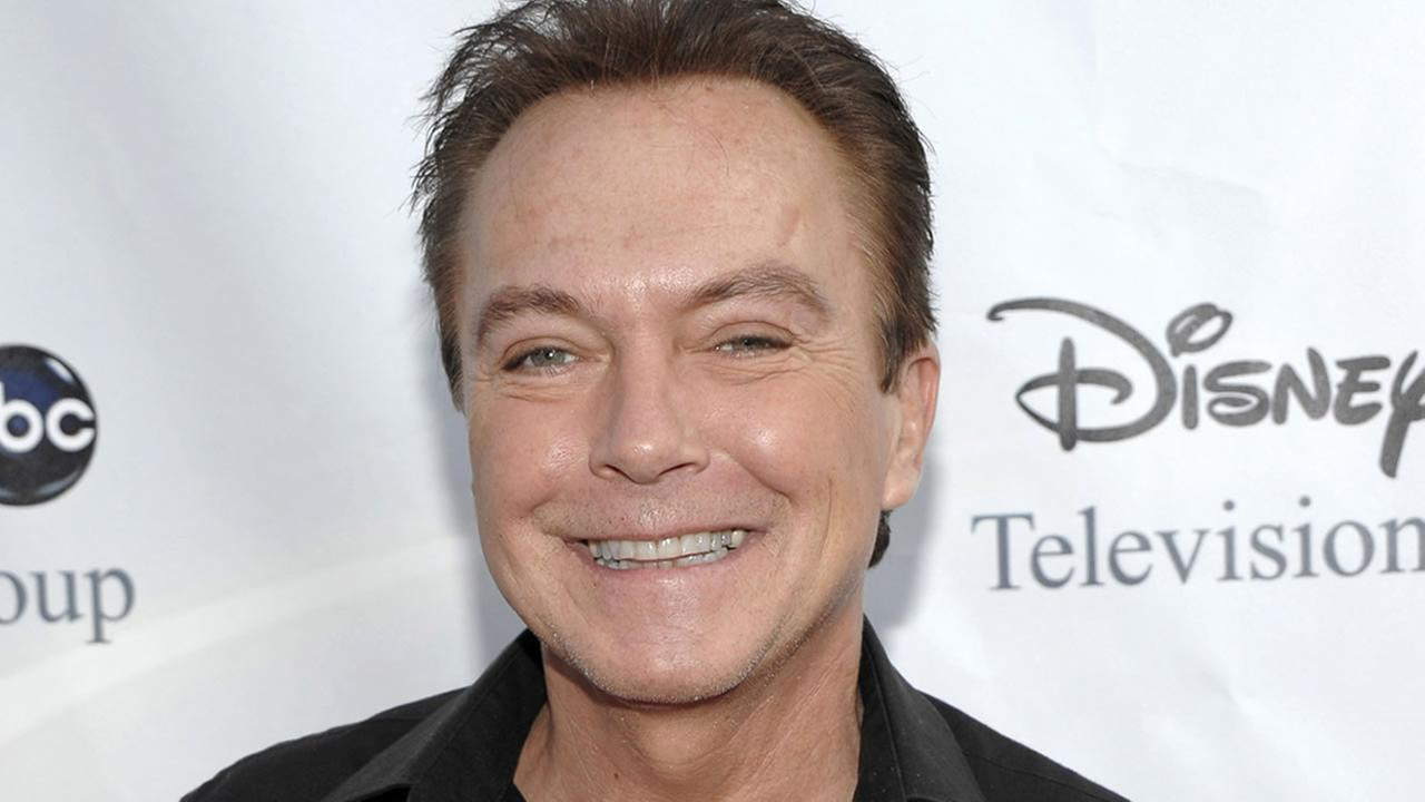 Actor-singer David Cassidy, best known for playing Keith Partridge, died on November 21, 2017 at age 67.