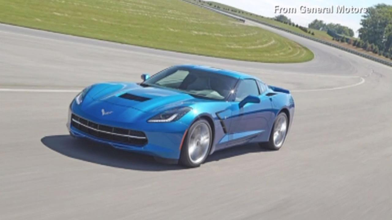 The new 2015 Corvette Stingray comes with a valet mode feature to let owners see and hear what parking attendants are doing with the car.