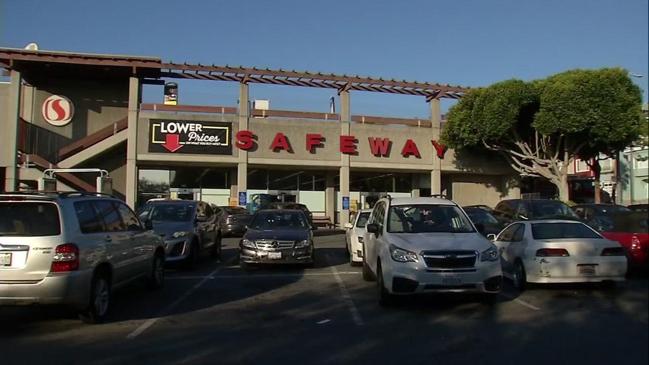 Safeway store store in San Francisco, Tuesday, December 12, 2017.