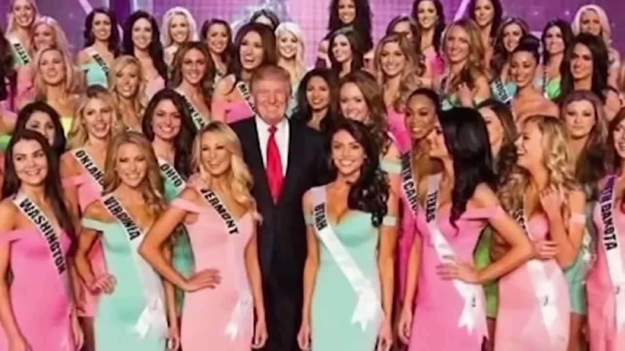 Former Miss NC USA says Trump sexual misconduct claims are true