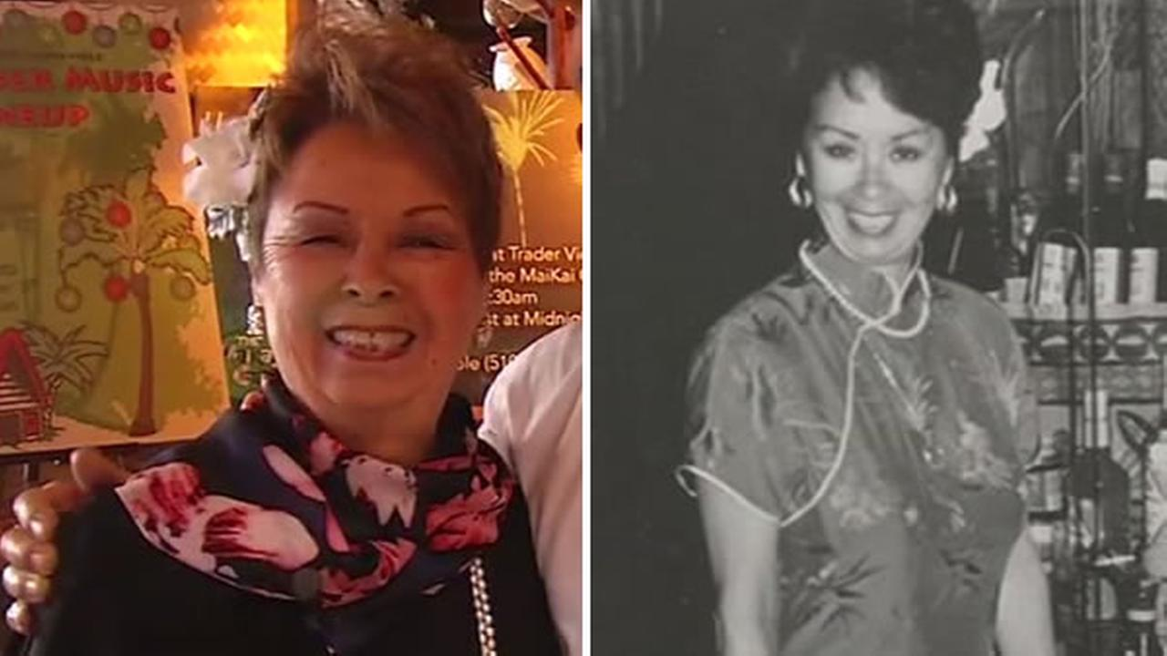 Claudette Lum is retiring after working at Trader Vics for 57 years.