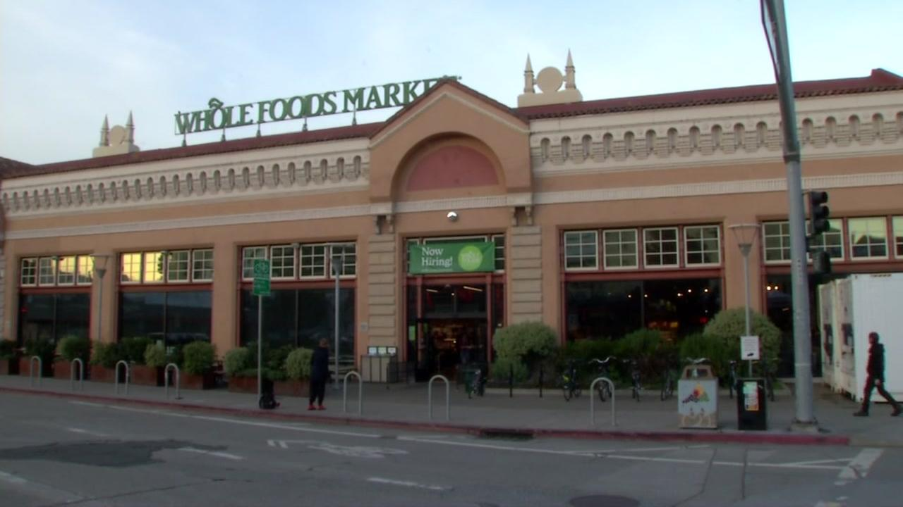 This is an undated image of Whole Foods in Oakland.