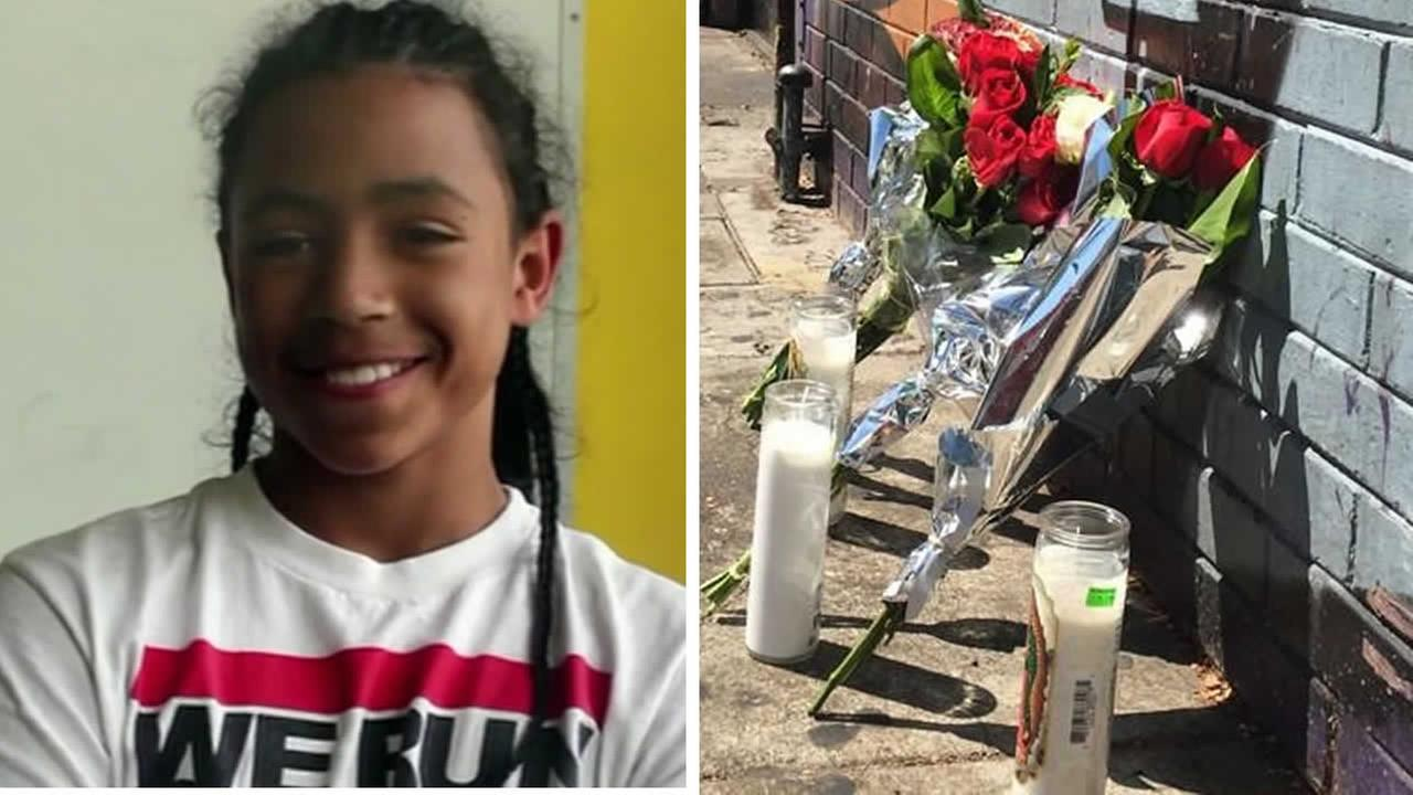 Rashawn Williams, 14, was fatally stabbed outside a store in San Francisco.