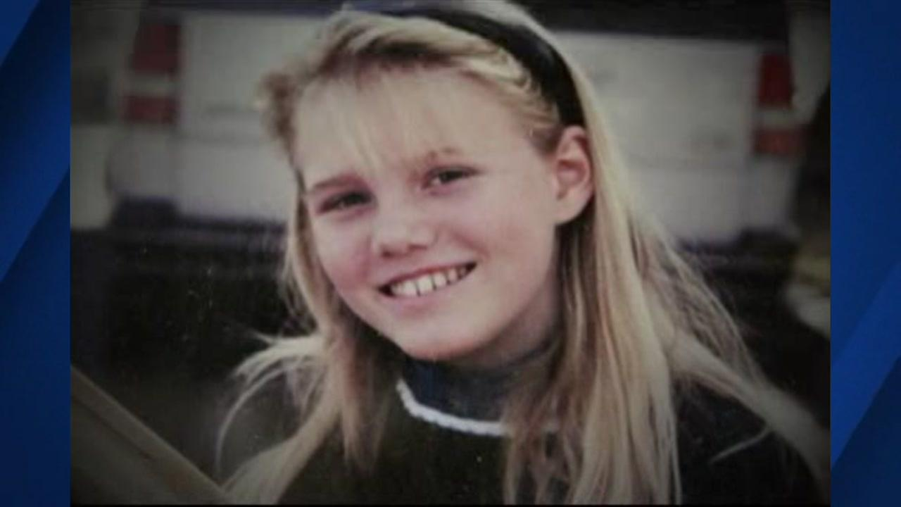This is an undated image of kidnaping victim Jaycee Dugard.