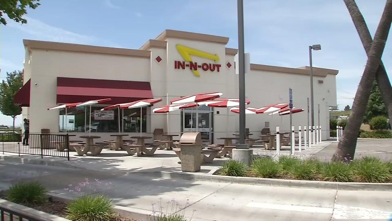 In-N-Out is seen in this undated image.
