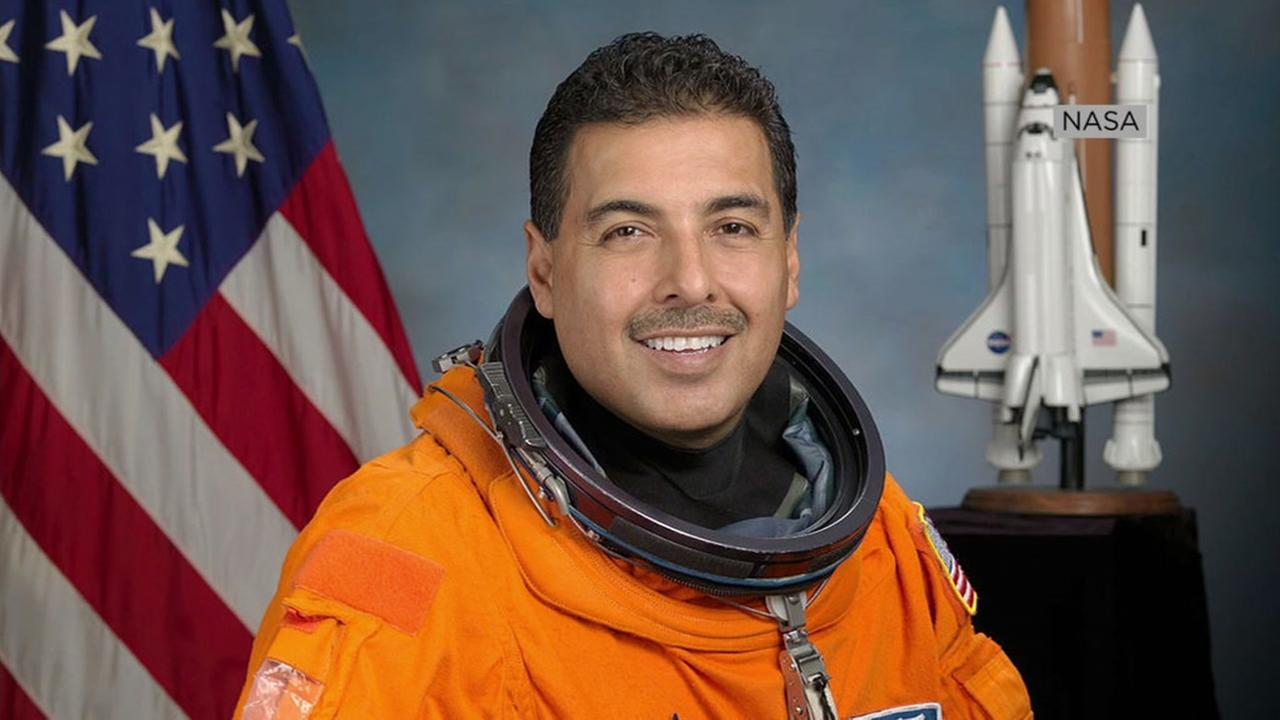 This is an undated image of Jose M. Hernandez, an astronaut that visited a Concord school on Friday, Jan. 26, 2018.