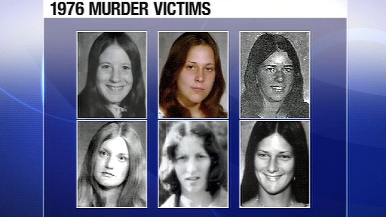 Gypsy Hill Murder victims
