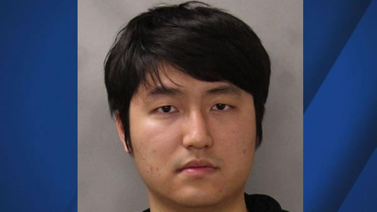 Mountain View police arrested volunteer tutor John Yizhuang Liu after receiving a call from a parent on Friday, Feb, 2, 2018.