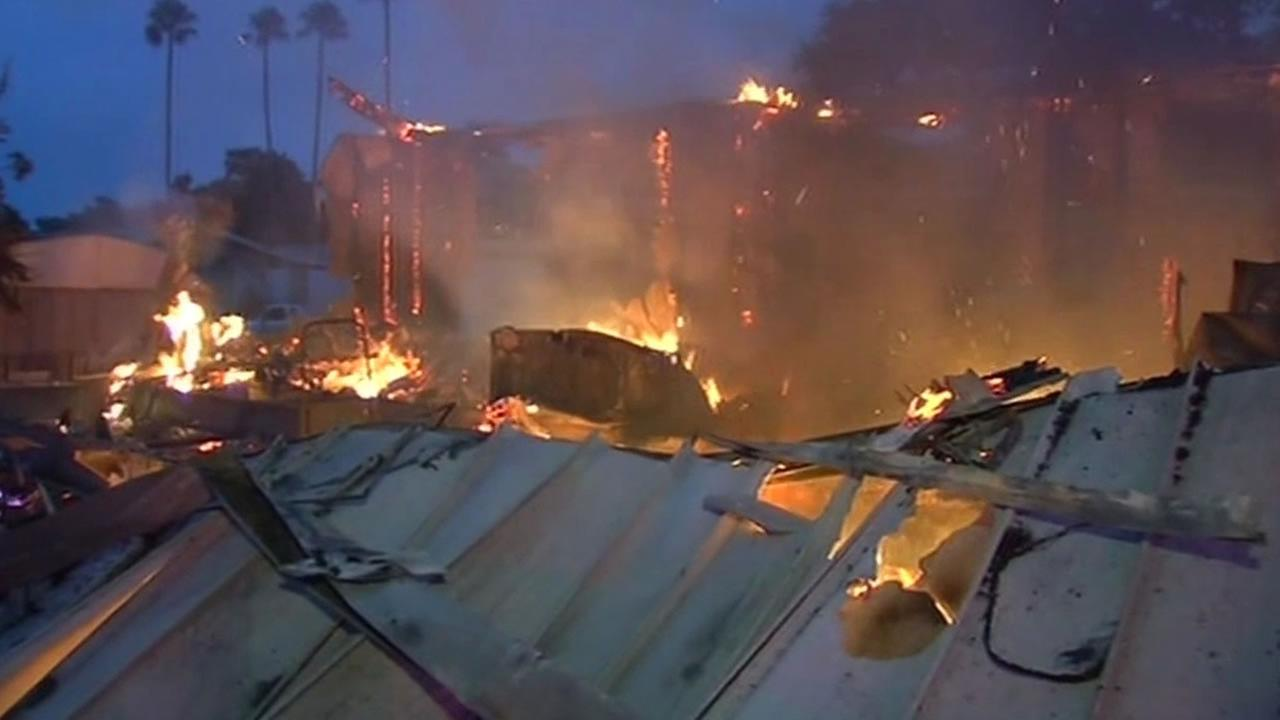 Abc7 News I Team Napa Earthquake 911 Tapes Released California Earthquakes 1 Turn Off Gas