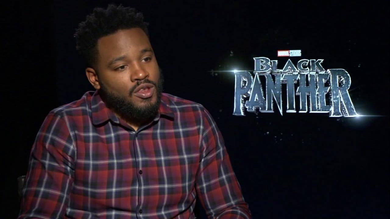 Ryan Coogler discusses his latest film Black Panther.