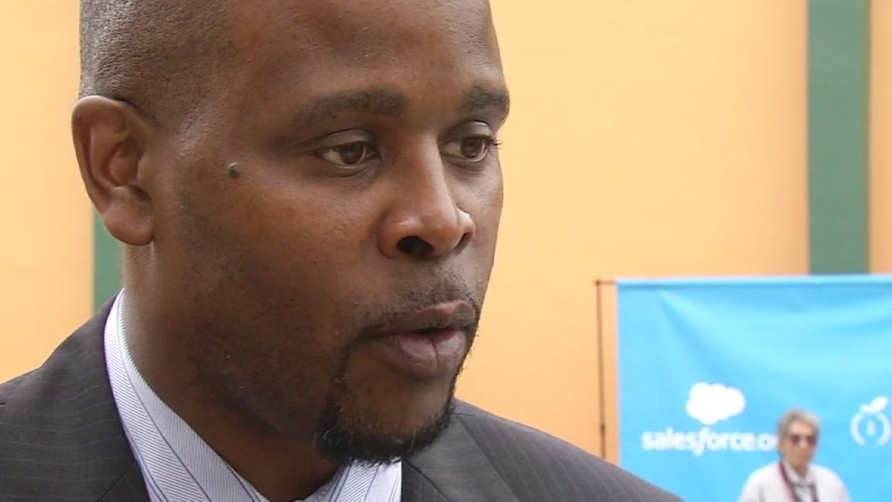 This is an undated image of former Oakland Schools Superintendent Antwan Wilson.