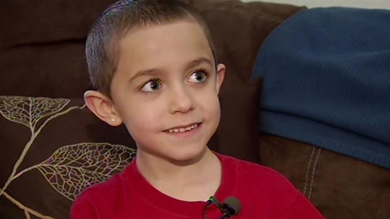 Boys Wish Comes True Receives Thousands Of Birthday Cards