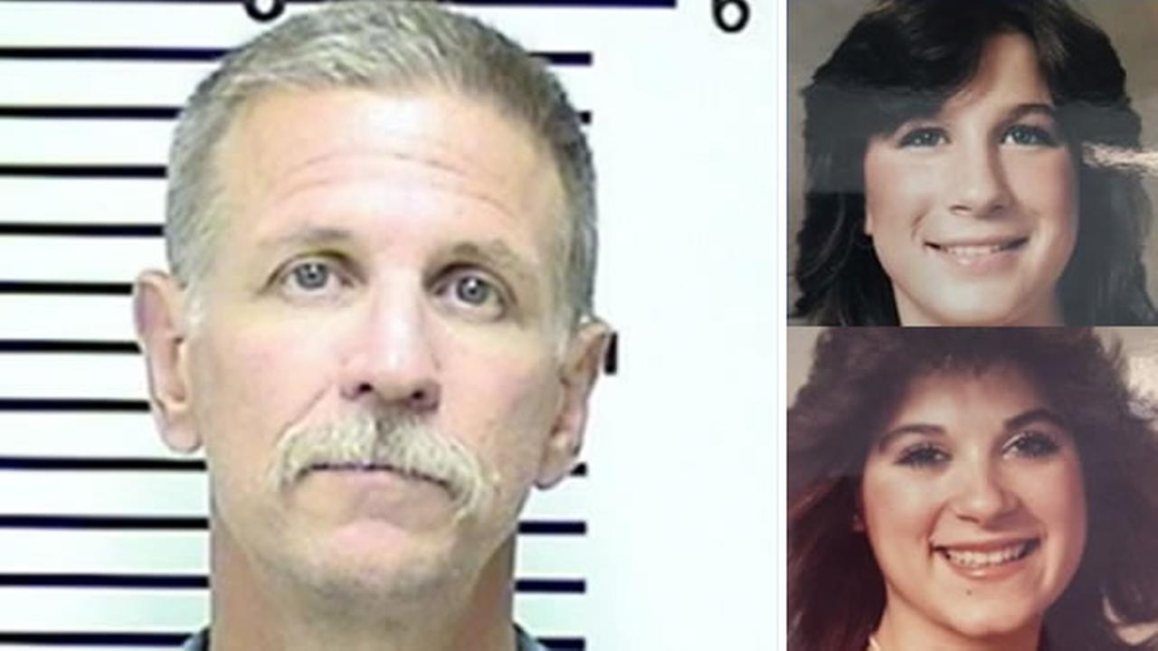David Emery Misch, 57, has been charged with the murders of 20-year-old Jennifer Duey, top right, and 18-year-old Michaelle Xavier, bottom right.