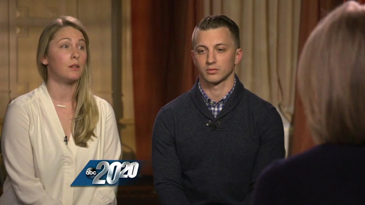 The couple at the center of the kidnapping Vallejo police called a hoax are sitting down with Amy Robach for an in-depth interview on ABC 20/20.