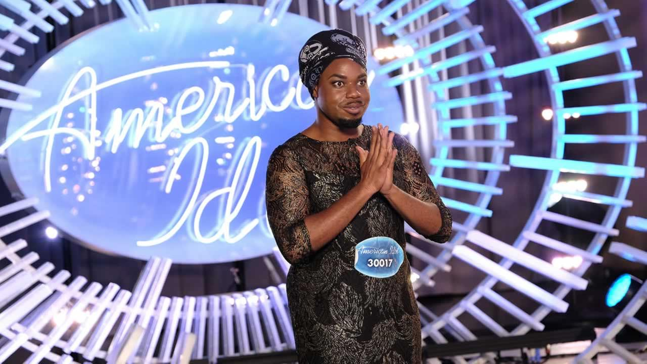 Tory Teasley takes the stage on American Idol Sunday on ABC7.