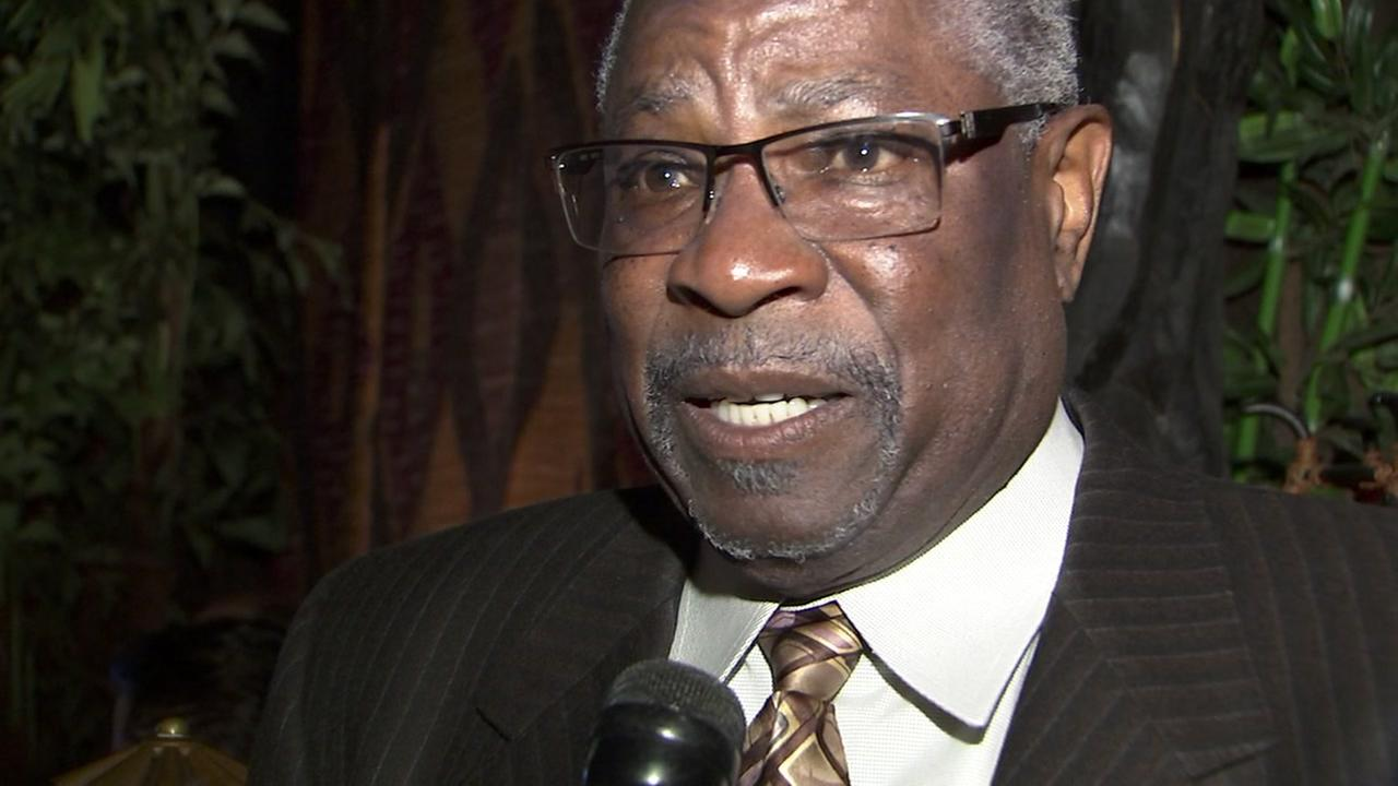 San Francisco Giants Dusty Baker spoke with ABC7 in San Francisco on Monday, March 26, 2018.