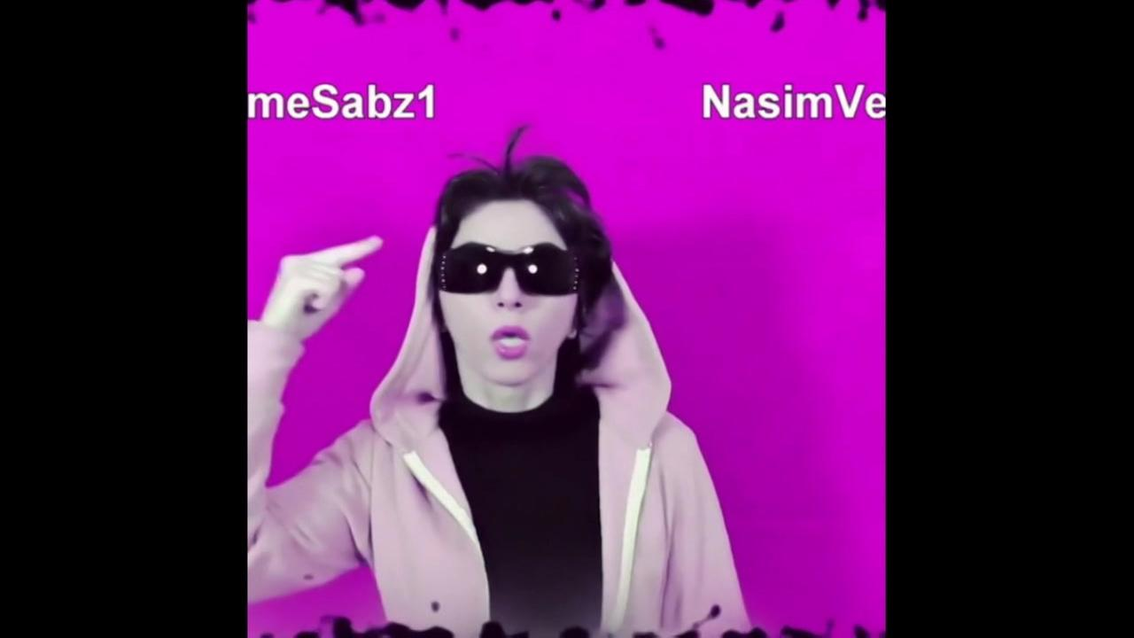 This is an undated image of the suspected YouTube shooter, Nasim Aghdam.