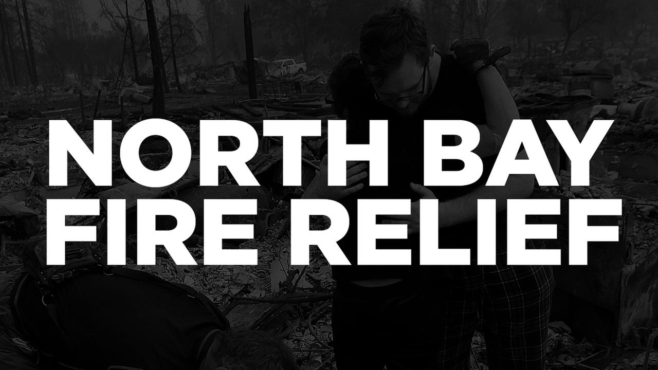 Get help with North Bay fire relief