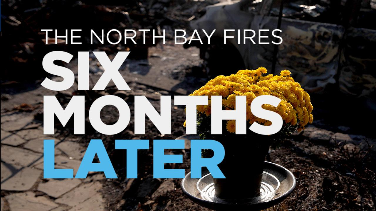 The North Bay Wildfires: Six Months Later