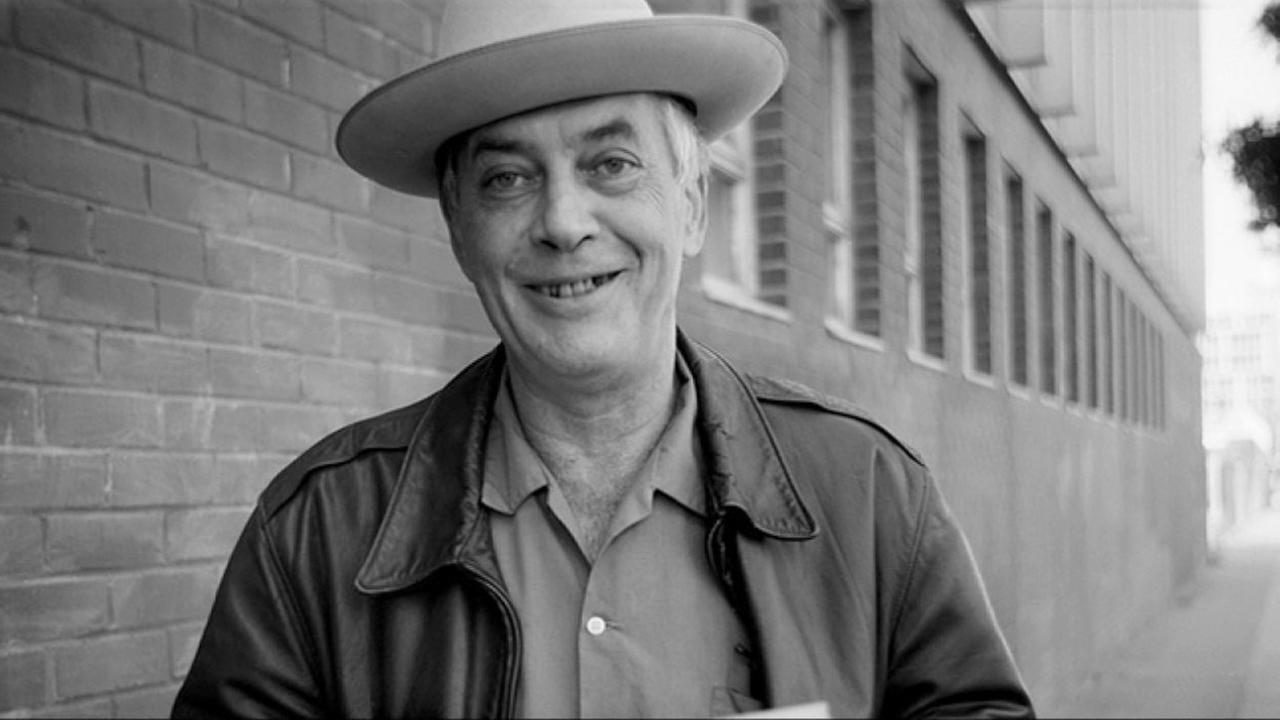 FILE -- Burning Man founder Larry Harvey