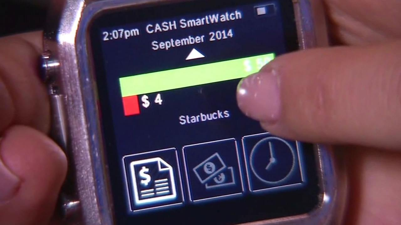 CASH Smartwatch.