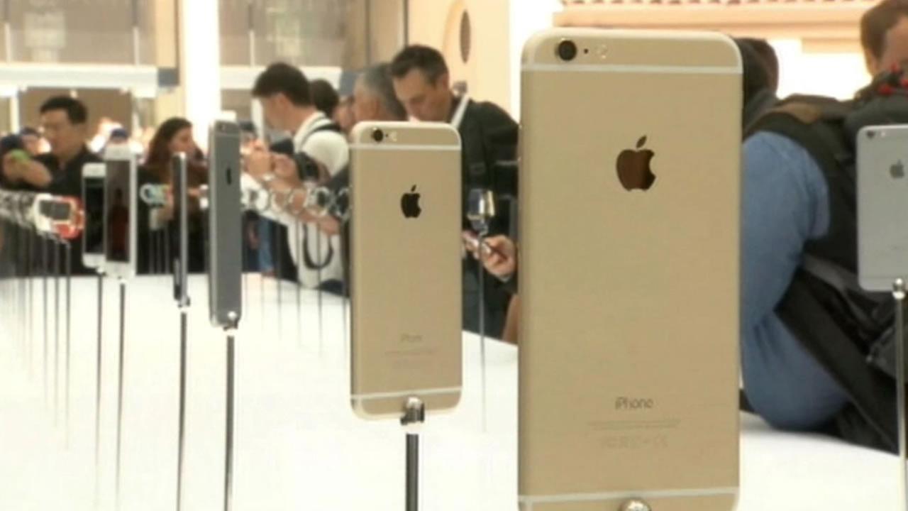 Apples new iPhone 6
