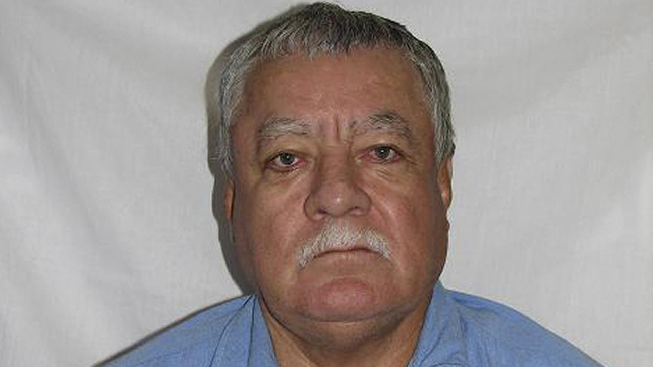 This 2010 photo released by the California Department of Corrections and Rehabilitation shows Vicente Benavides Figueroa in San Quentin, Calif.