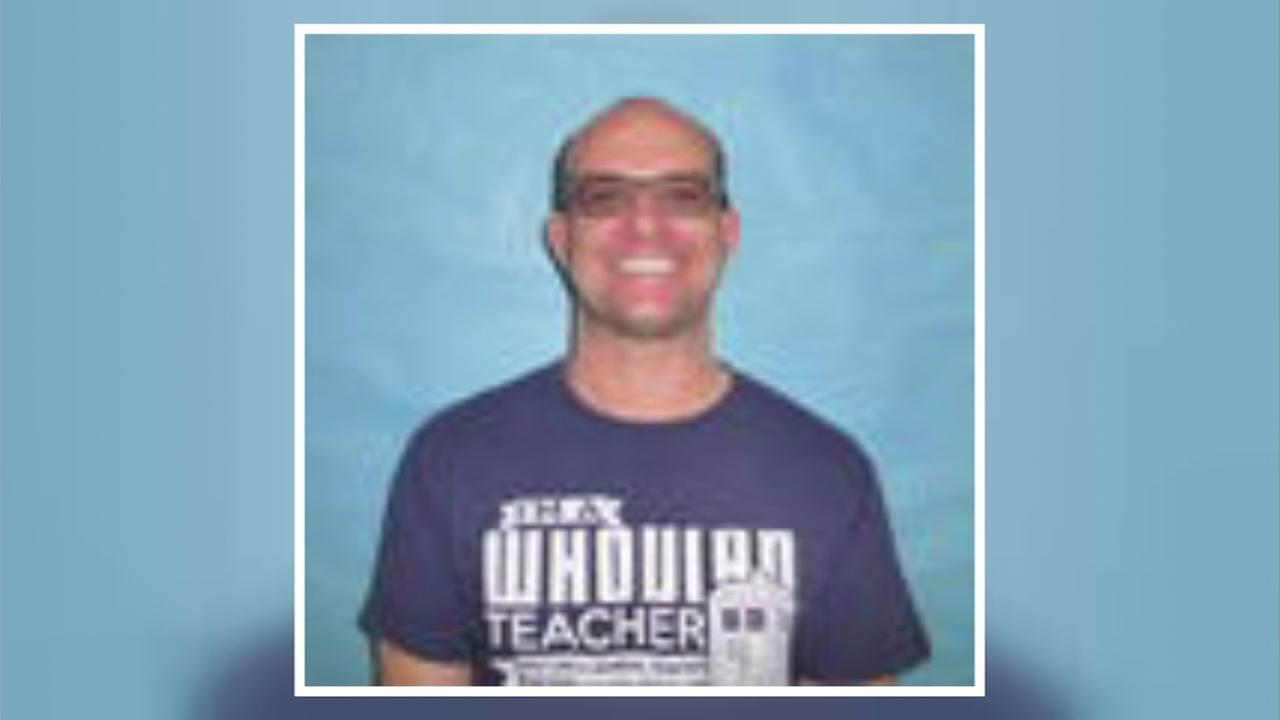 Vallejo teacher Andrew Lund appears in this undated image.