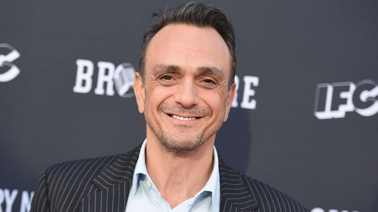 In this May 31, 2017 file photo, Hank Azaria arrives at the Brockmire and Documentary Now! For Your Consideration event in Los Angeles.
