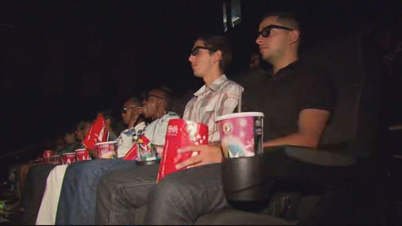 FILE -- People watching movie