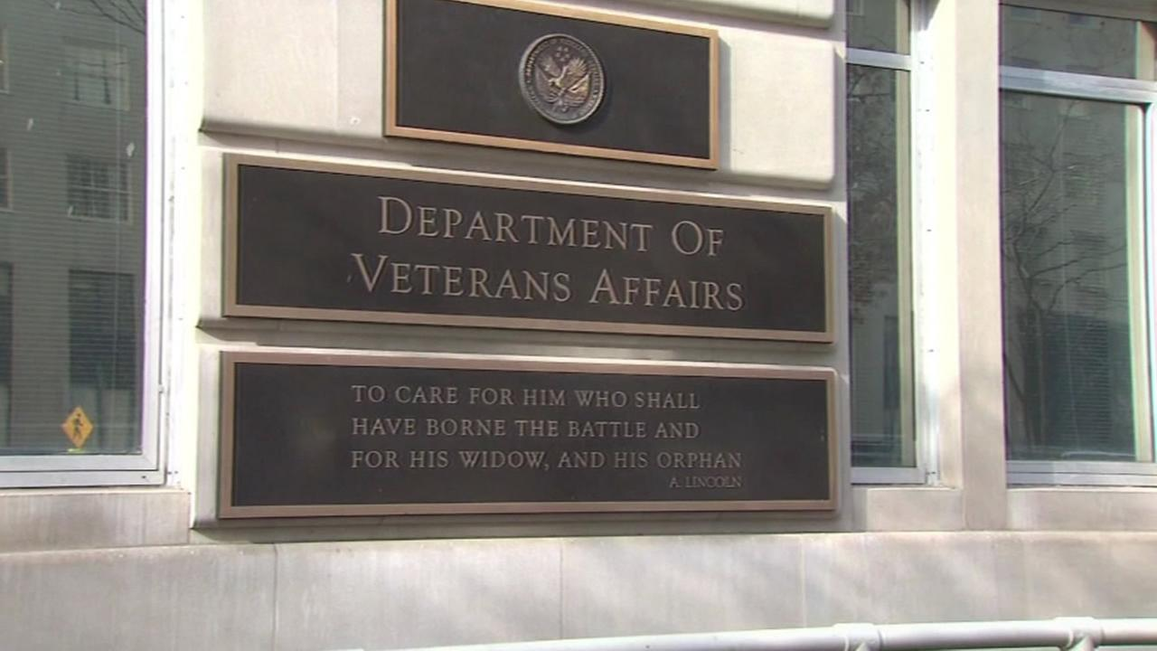 The Department of Veteran Affairs