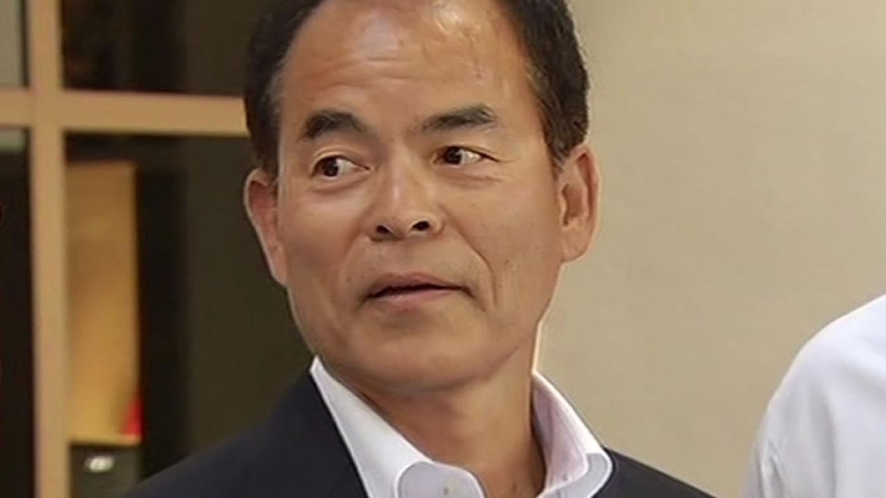 Shuji Nakamura is co-founder of Fremont-based Soraa