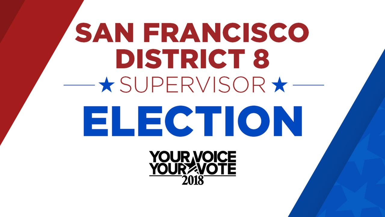 MEET THE CANDIDATES: San Francisco District 8 supervisor's race