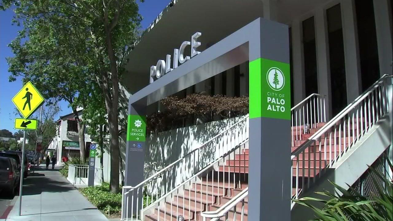 FILE -- Palo Alto Police Department