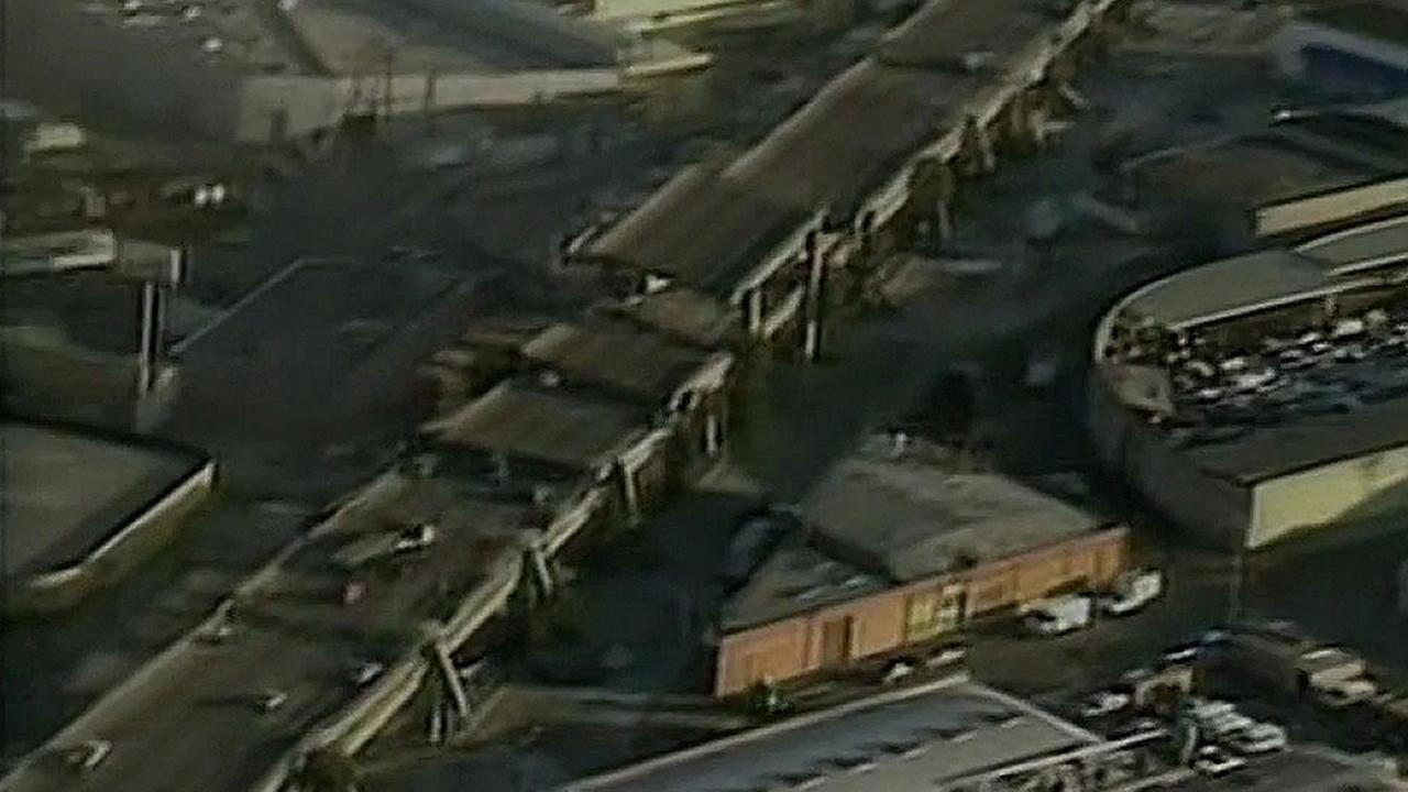 1989 Cypress structure collapse