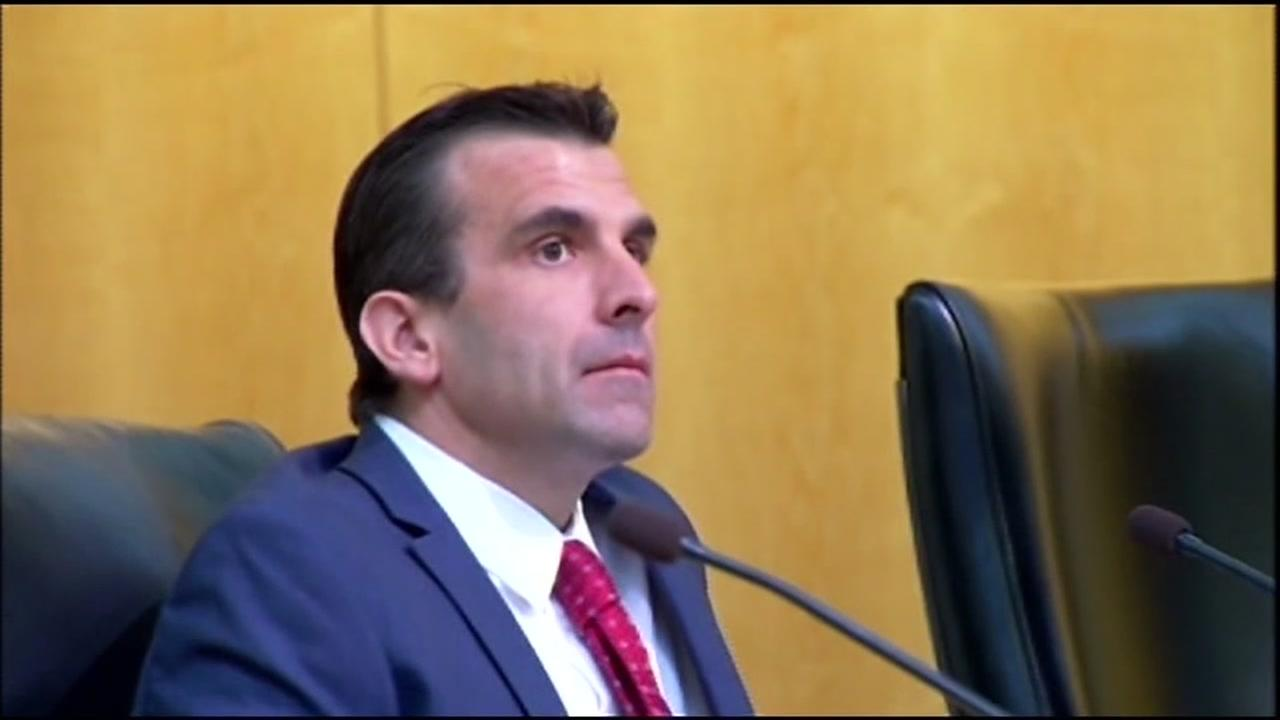 This is an undated image of San Jose Mayor Sam Liccardo.