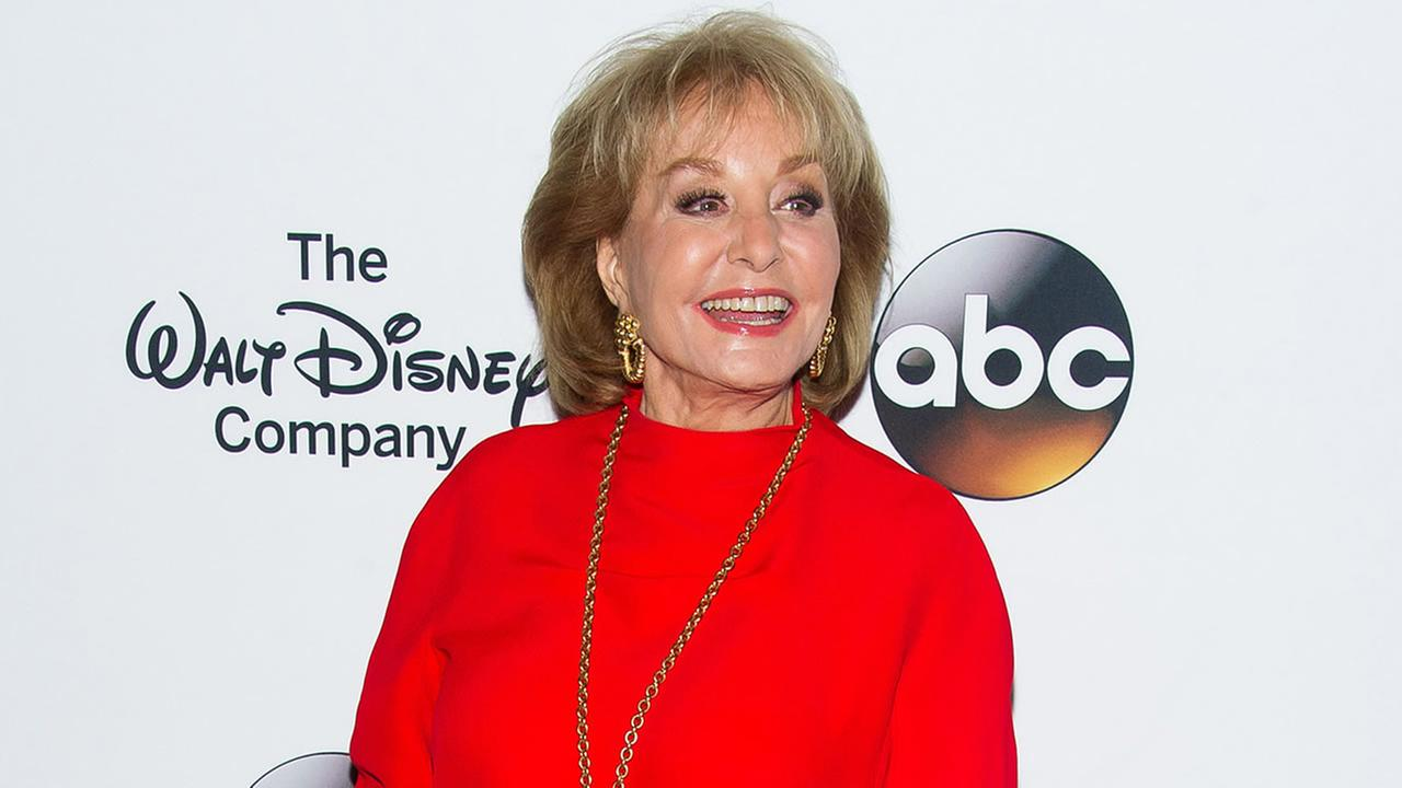 In this May 14, 2014 file photo, Barbara Walters attends A Celebration of Barbara Walters in New York.