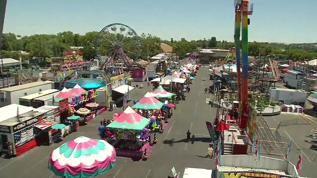 Alameda County Fair expecting large crowd despite heat wave