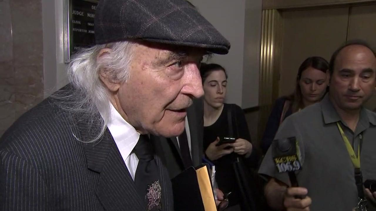 Tony Serra speaks after a plea deal was announced for the Ghost Ship fire defendants.