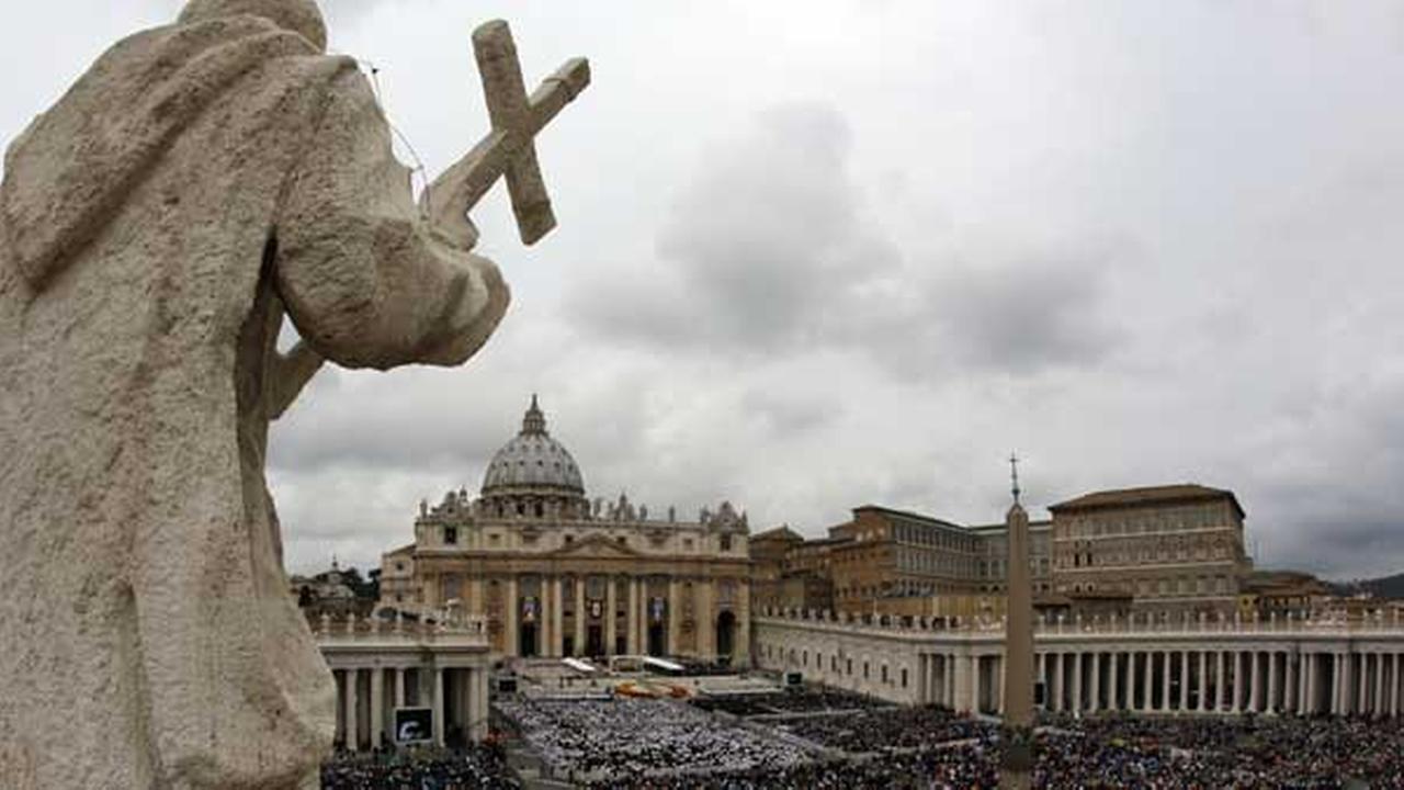 The faithful celebrated across the world as popes John Paul II and John XXIII became saints on Sunday, April 27, 2014.