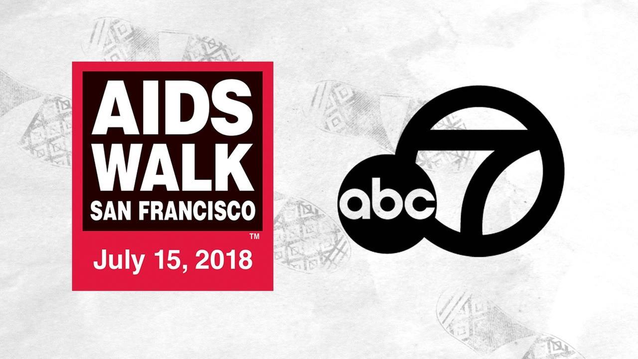 2018 AIDS Walk held in San Francisco