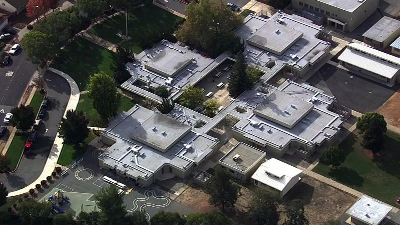 Silverwood Elementary School in Concord