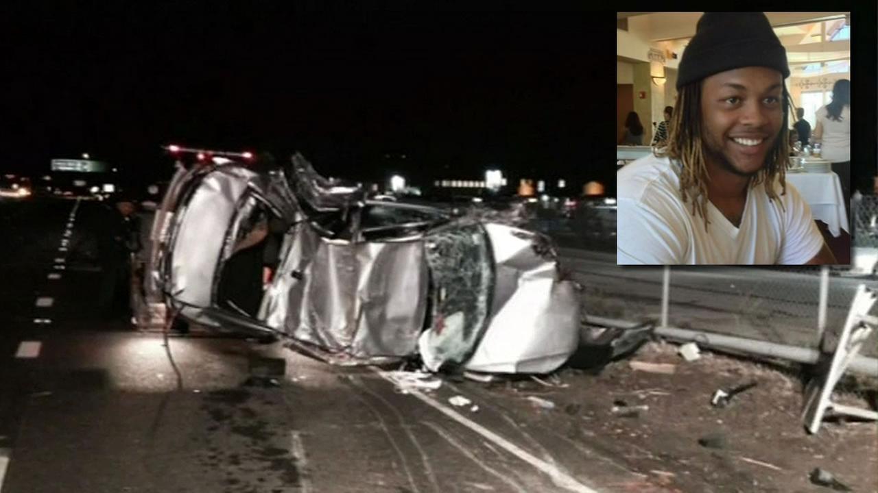 Darryl Blackmons car accident