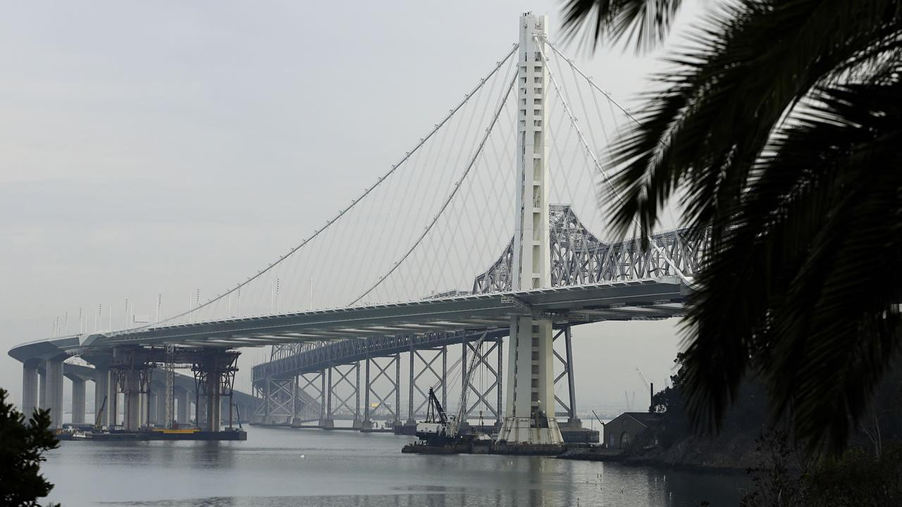 Eastern span of Bay Bridge