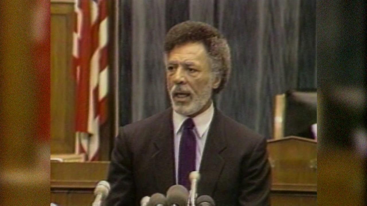 File -- former Oakland Mayor Ron Dellums who died on Sunday, July 29 ,2018.