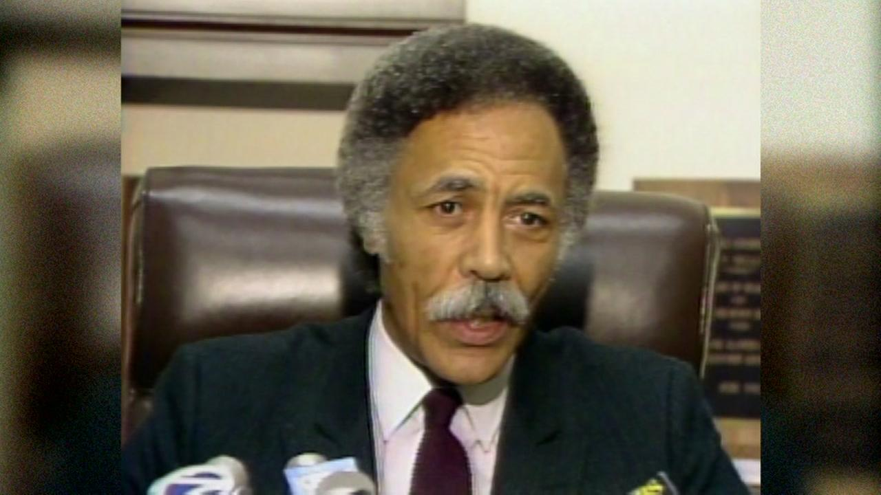 Former Oakland Mayor Ron Dellums is pictured in this file photo.