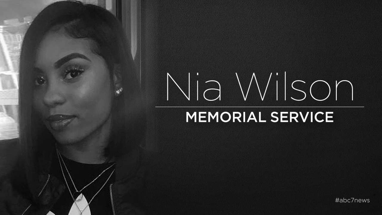 WATCH LIVE FRIDAY: Memorial service for Nia Wilson