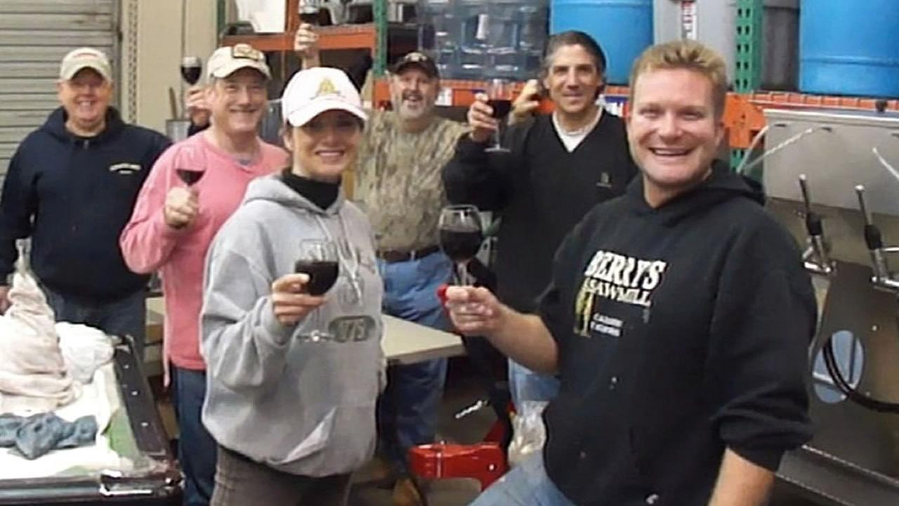 workers at Valor Winery